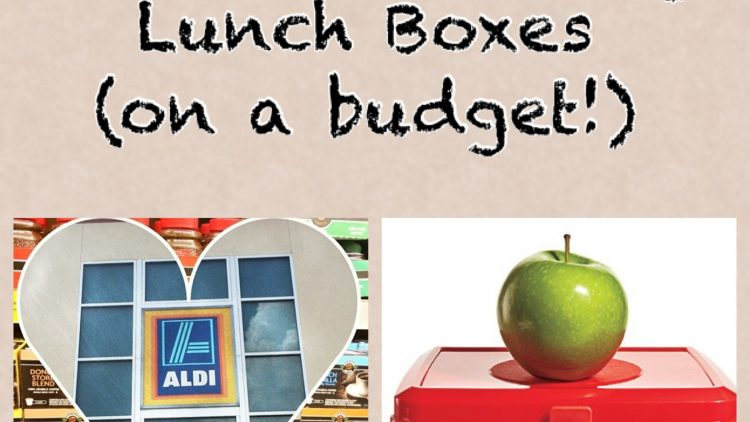 Lunchboxes on a Budget