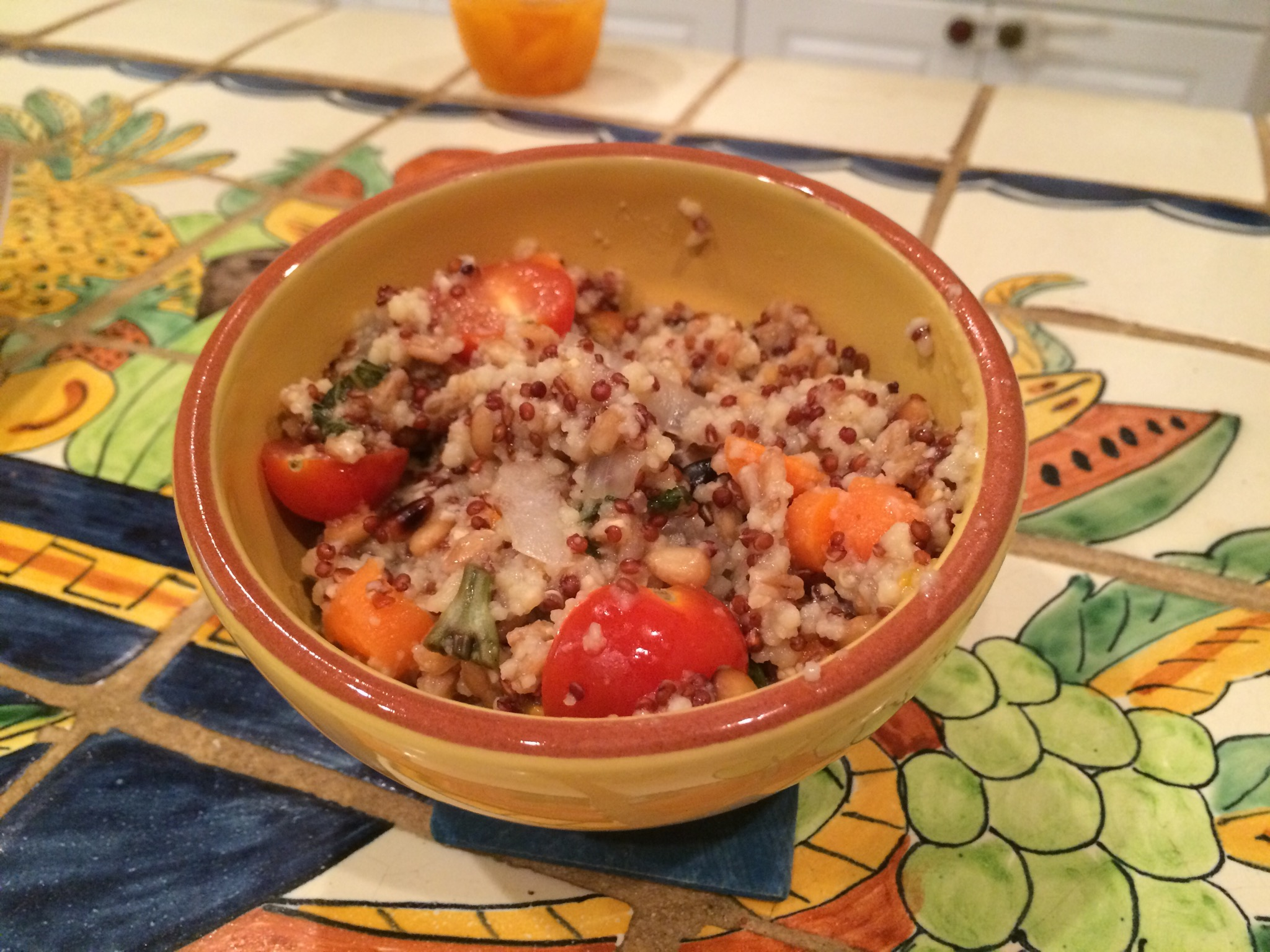 lebanese couscous cooking instructions