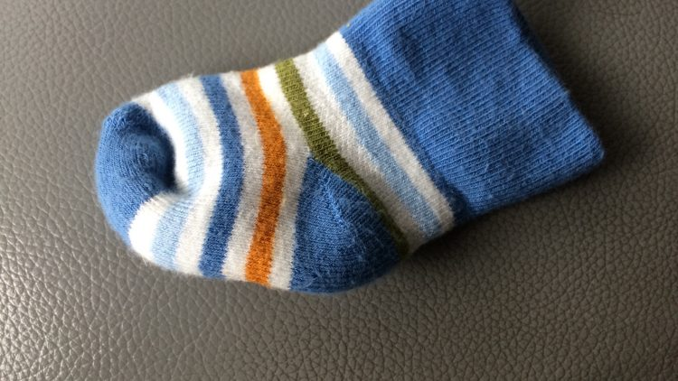 A Sock Made Me Carpe Diem