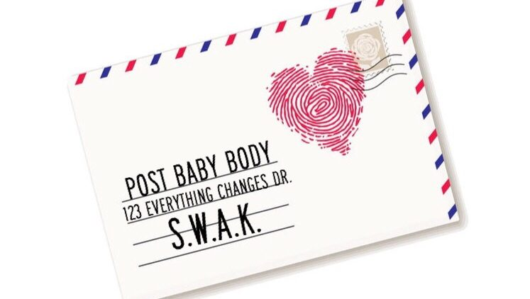 A Love Letter to My Post-Baby Body
